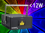 KVANT Atom - Full Color Lasers